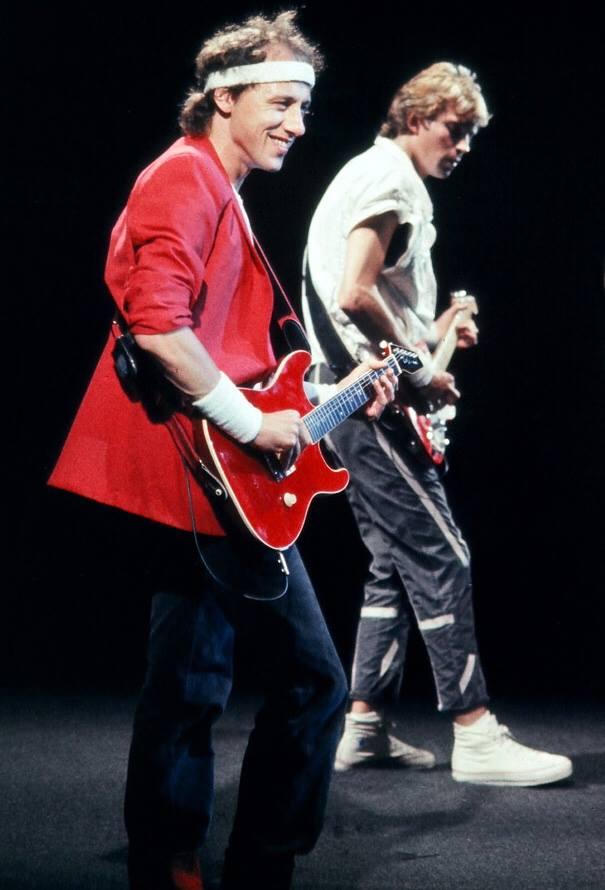 Dire Straits/Photo: facebook@Dire Straits