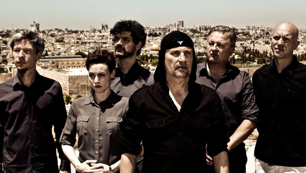 Laibach/Photo: facebook@Laibach
