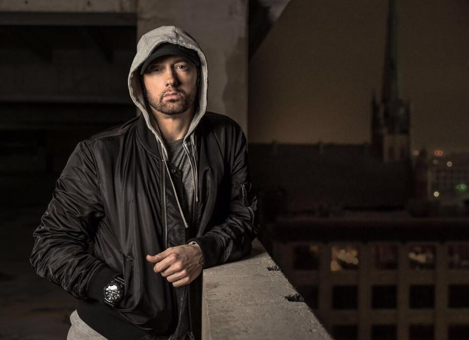 Eminem/Photo: facebook@eminem