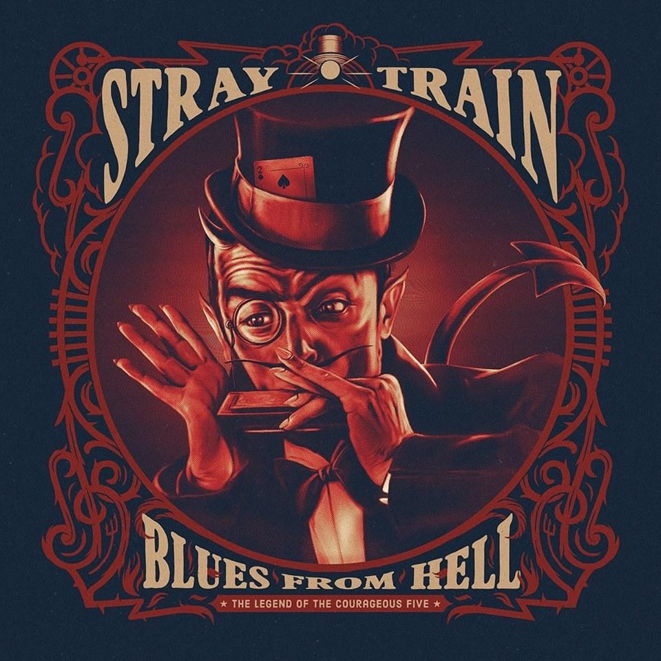 Stray Train/ Photo: Facebook @StrayTrain