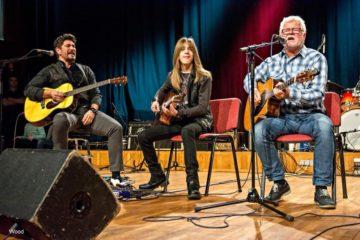 Muzikom protviv leukemije/Photo: Wood RS/facebook@kulturnoskloniste