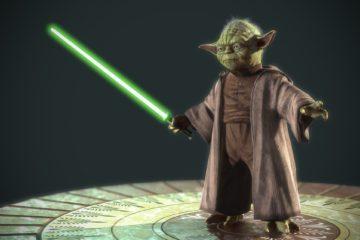 Joda/Photo: Star Wars Promo