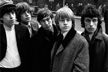 The RollingStones/Photo: pinterest