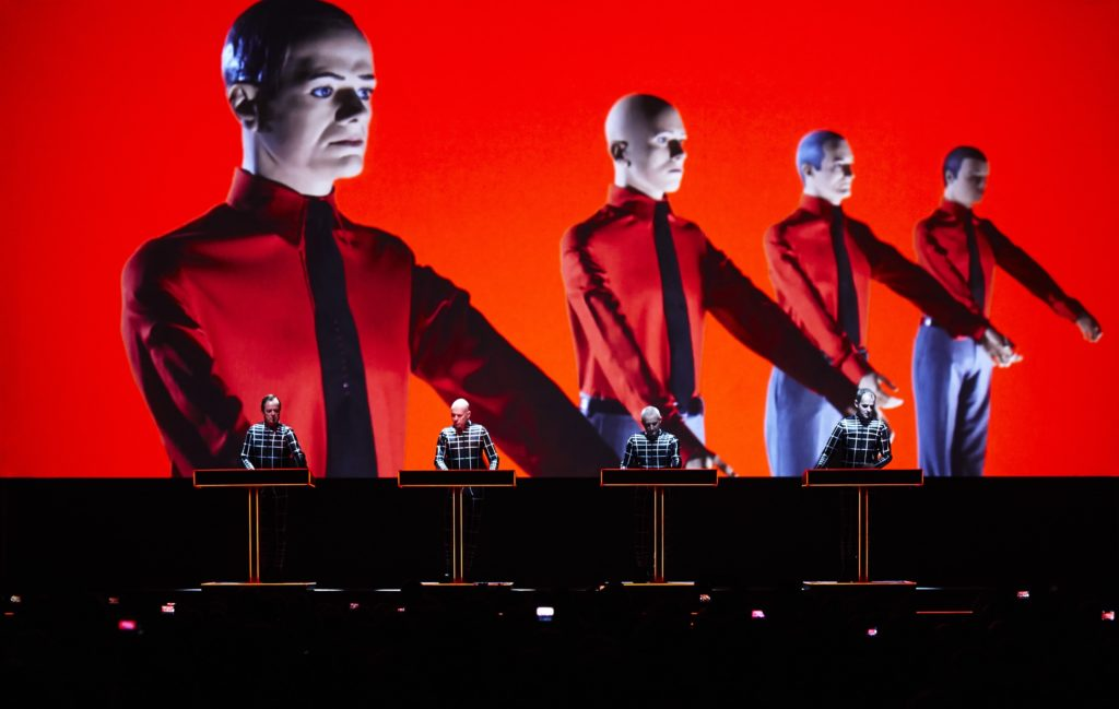 Kraftwerk/ Photo: Peter Boettcher