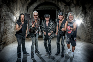 Scorpions/ Photo: Moritz Mumpi Künster