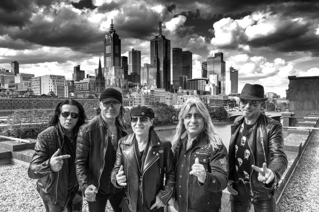 Scorpions/Photo: Promo