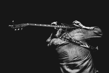 Gitara, gitarista/Photo: Pixabay