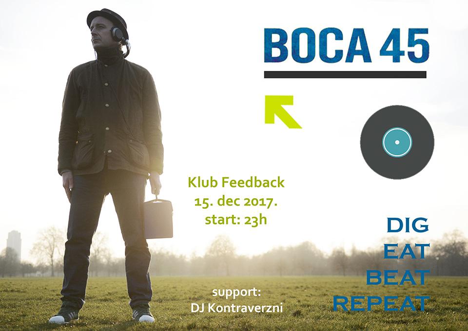 Boca 45/ Photo: Promo
