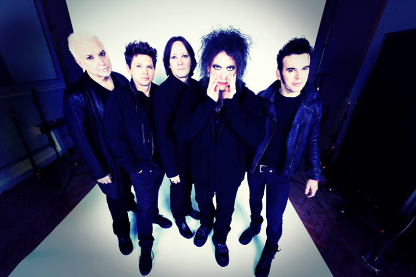 The Cure/ Photo: Facebook @thecure