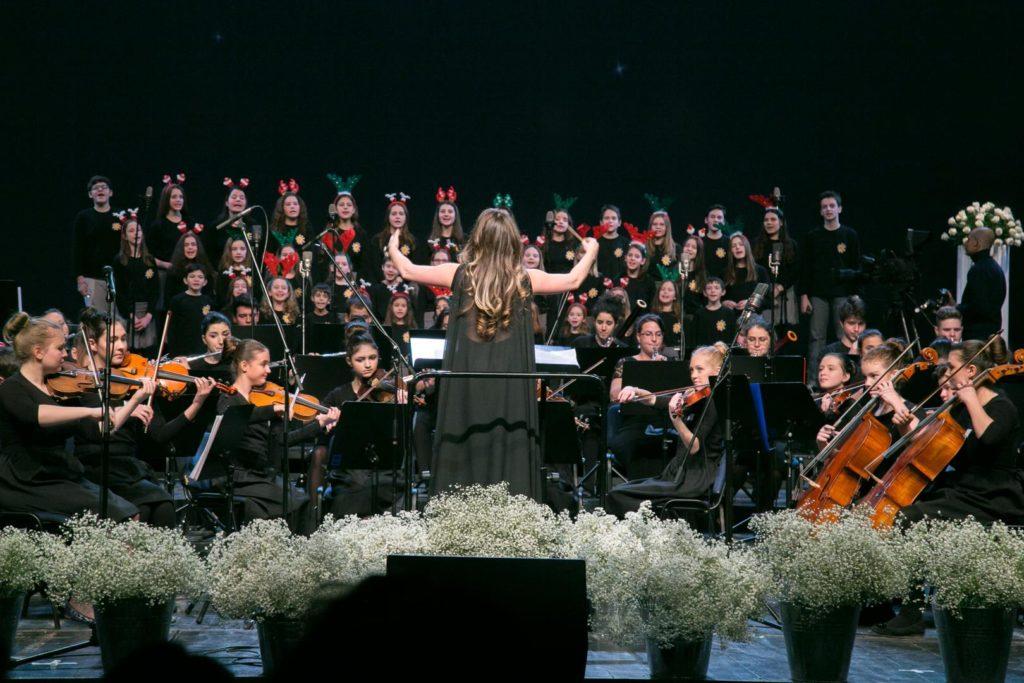 Dečja filharmonija: Photo: Facebook @DecjaFilharmonija