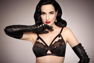 Dita fon Tiz/ Photo; Facebook @Dita Von Teese