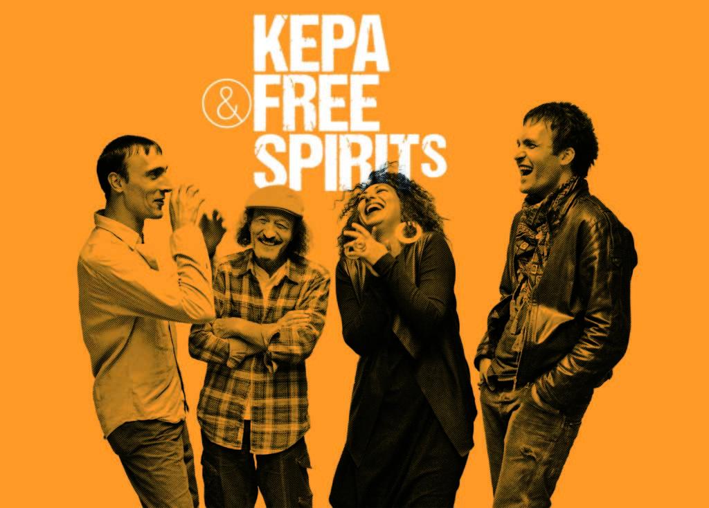Kepa & Free Spirits/ Photo: Promo