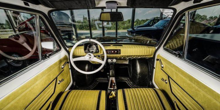 Fiat 126T/Photo; YouTube printscreen