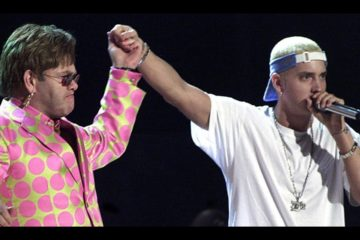 Elton Džon i Eminem/Photo: YouTube printscreen