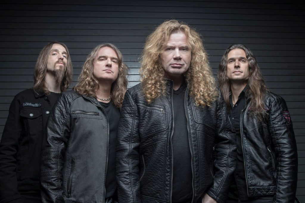 Megadeth/ Photo: Facebook @Megadeth