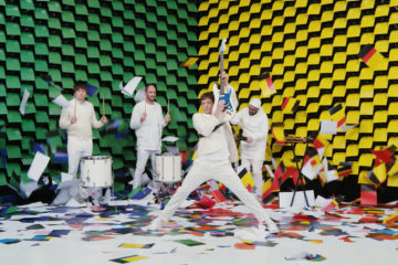 OK Go/Photo: YouTube printscreen