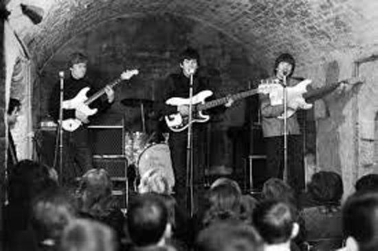The Beatles, Cavern Club Photo: ttripadvisor.com