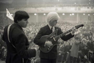 Photo: Tomislav Peternek, I Gitarijada, Sajam, 1966.