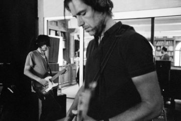 Džoni Grinvud i Ed Obrajan (Radiohead)/ Photo: FAcebook @radiohead
