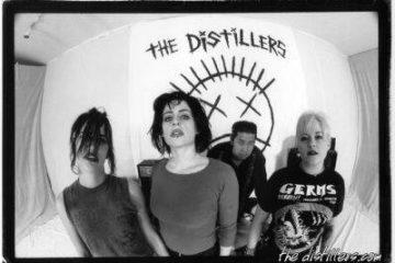 The Distillers/Photo: facebook@@ABandCalledTheDistillers