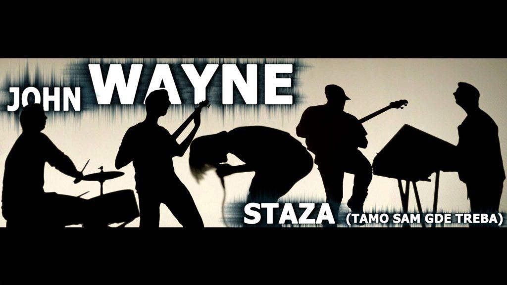 John Wayne/ Photo: Facebook @johnwaynemusicaa