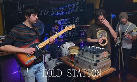 Hold Station/ Photo: Promo