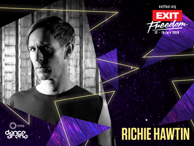 Richie Hawtin/ Photo: Exit
