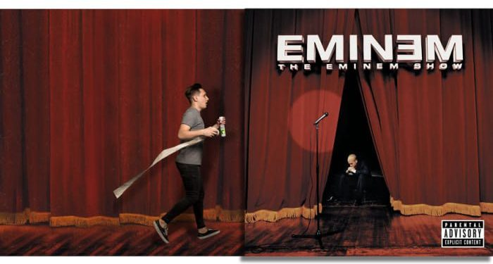 Eminem – The Eminem Show (2002)/ Igor Lipčanski, photoshop