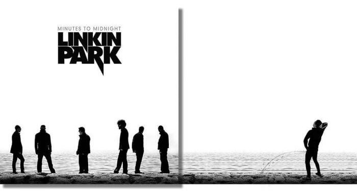 Linkin Park – Minutes To Midnight (2007)/Igor Lipčanski, photoshop