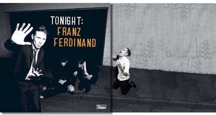 Franz Ferdinand – Tonight: Franz Ferdinand (2009)/Igor Lipčanski, photoshop