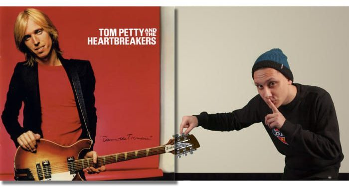 Tom Petty And The Heartbreakers – Damn The Torpedoes (1979)/Igor Lipčanski, photoshop