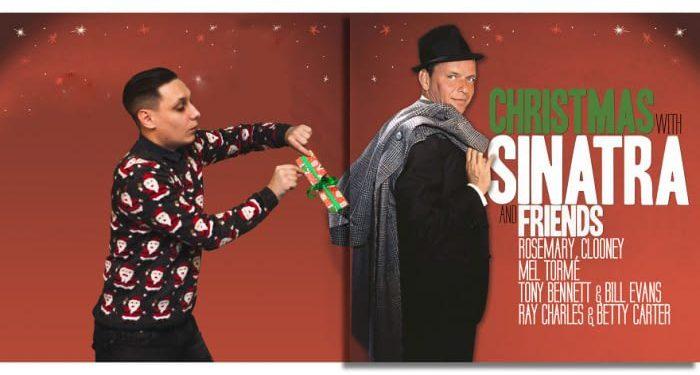 Frank Sinatra – Christmas With Sinatra & Friends (2009)/Igor Lipčanski, photoshop