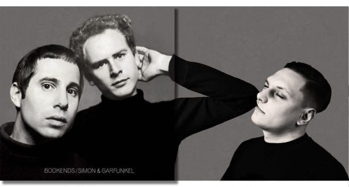 Simon And Garfunkel – Bookends (1968)/Igor Lipčanski, photoshop