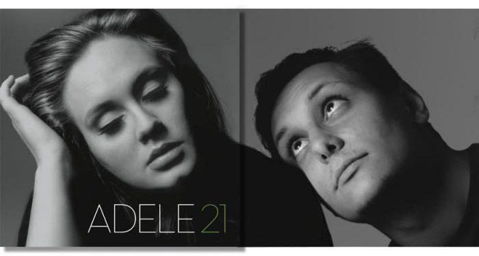 Adele – 21 (2011)/Igor Lipčanski, photoshop