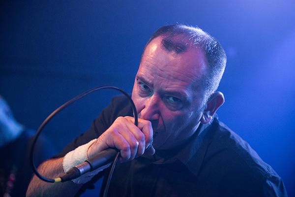 Miki Radojević/ Photo: Fazcebook @punkrockserbia