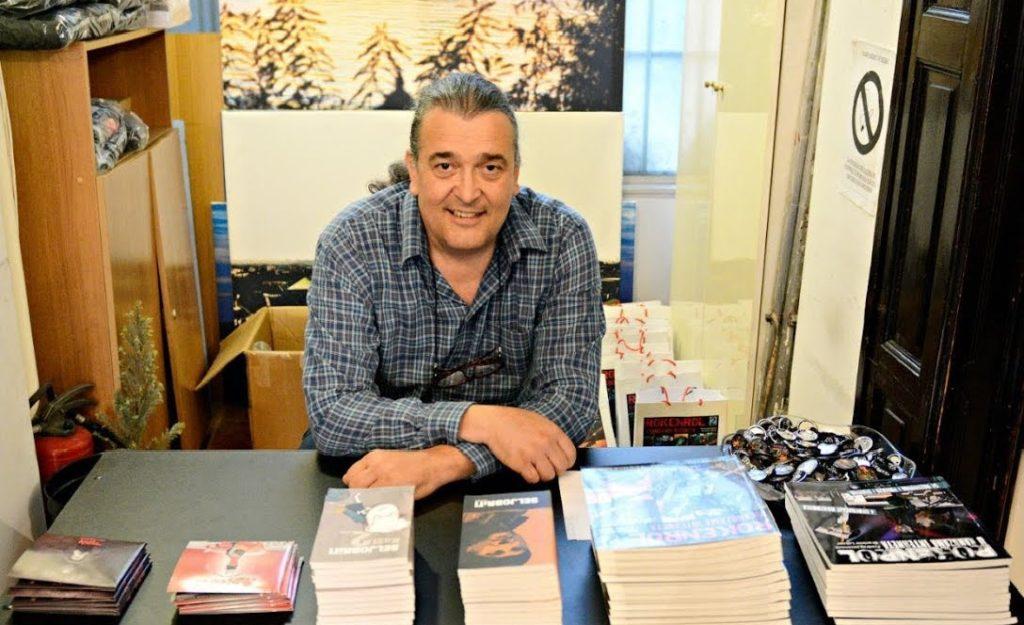 Predrag Jovanović/ Photo: youtube.com printscreen