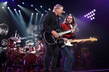 Rush/ Photo: Facebook @rushtheband