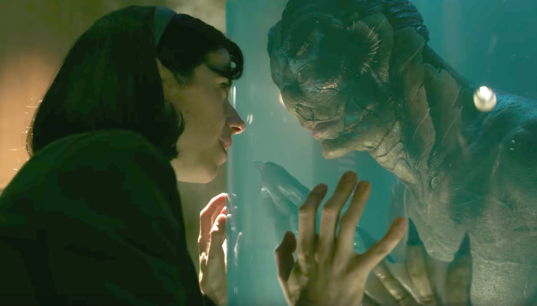 The shape of Water/Photo: Promo