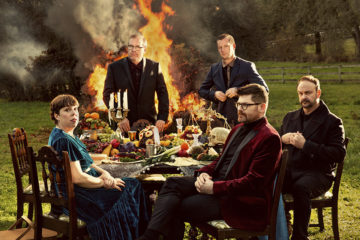 The Decemberists/ Photo: Promo (Lampshade Media)