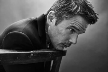 Itan Houk/Photo: facebook@EthanHawke