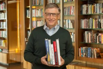 Bil Gejts/Photo: facebook@BillGates