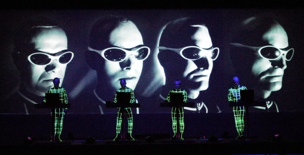 Kraftwerk/Photo: KraftwerkOfficial