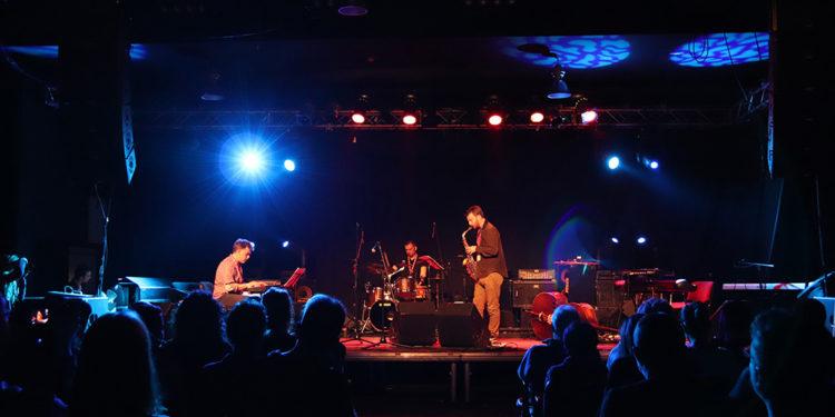 Drama Organ Trio/ Photo: AleX