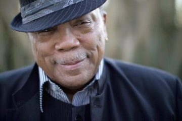 Kvinsi Džons/Photo: facebook@QuincyJones