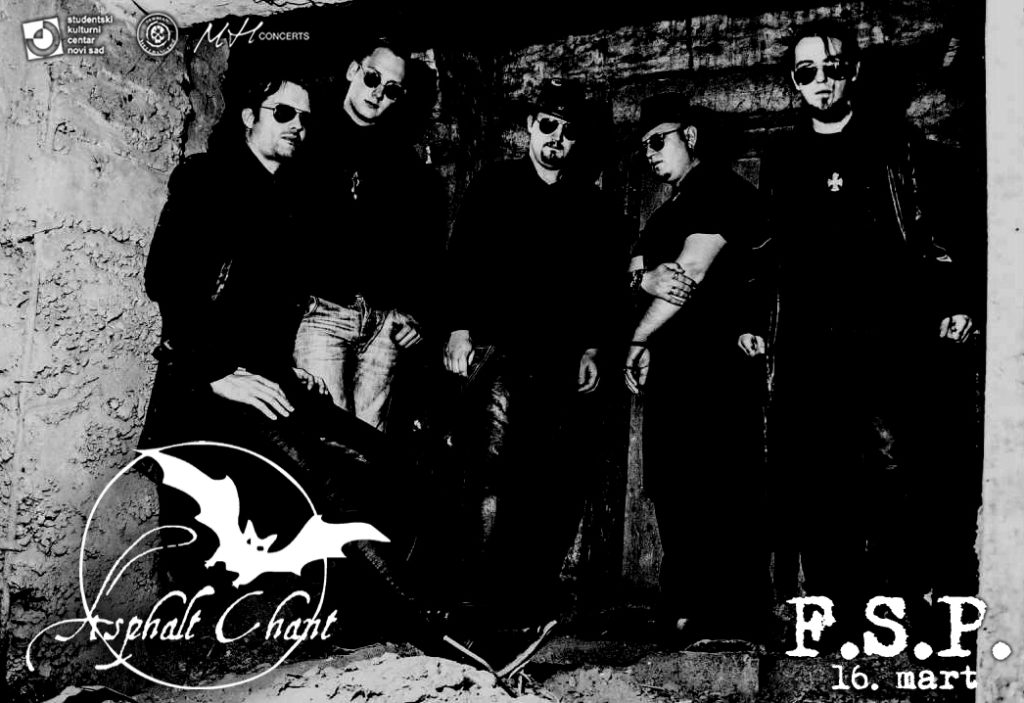 Asphalt Chant/ Photo: Promo