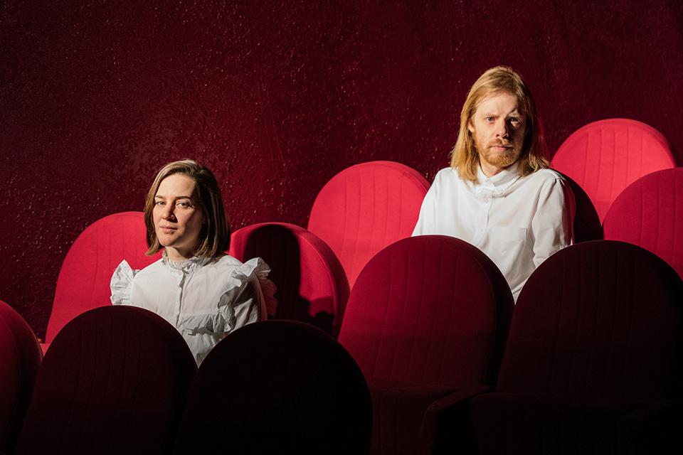 Josienne Clarke & Ben Walker/ Photo: Promo