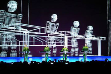 Kraftwerk/ Photo: Facebook @KraftwerkOfficial