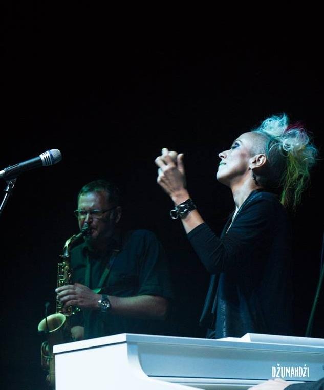 Ksenija i Max Kočetov/ Photo: Promo