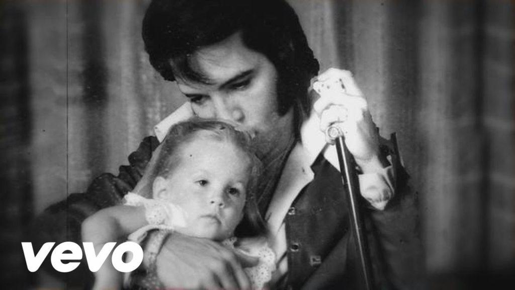 Elvis i Lisa Mari/Photo: YouTube printscreen