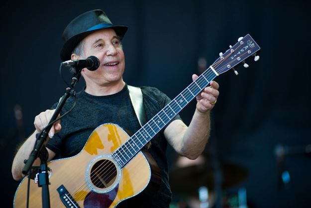 Pol Sajmon/ Photo: Facebook @paulsimon